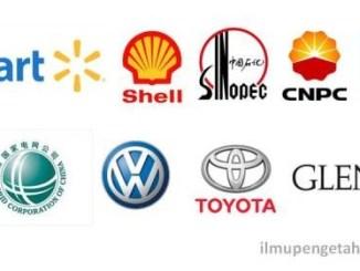 10 Perusahaan Terbesar di Dunia