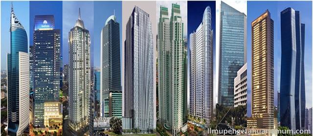 10 Gedung Tertinggi di Indonesia