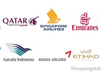 10 Maskapai Penerbangan Terbaik di Dunia
