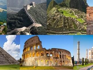 7 keajaiban Dunia terbaru