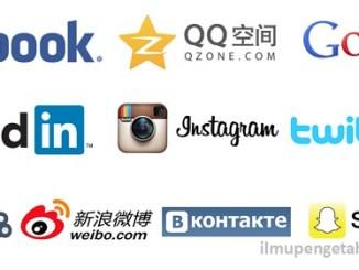 10 Situs Jejaring Sosial Terpopuler di Dunia