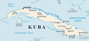 Peta Kuba