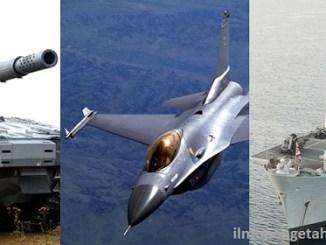 Daftar 10 Negara dengan Militer Terkuat di Dunia