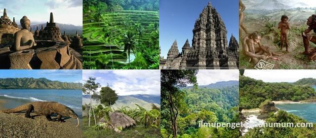 8 Situs Warisan Dunia UNESCO di Indonesia