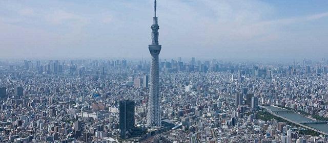 Tokyo Kota Terbesar di Dunia