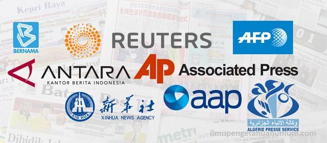 Daftar Nama Kantor-kantor Berita di Dunia