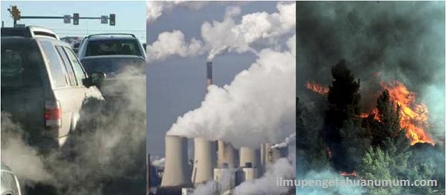 10 Kota dengan tingkat polusi udara tertinggi di Dunia