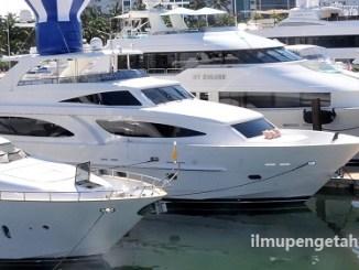 18 Pelabuhan Kapal Wisata (yacht) di Indonesia