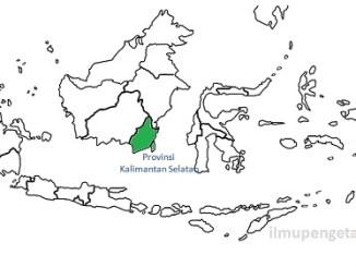 Daftar Kabupaten dan Kota di Provinsi Kalimantan Selatan