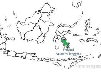 Daftar Kabupaten dan Kota di Provinsi Sulawesi Tenggara