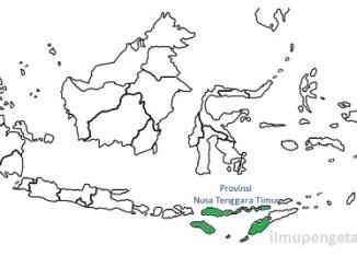 Daftar Kabupaten dan Kota di Provinsi Nusa Tenggara Timur