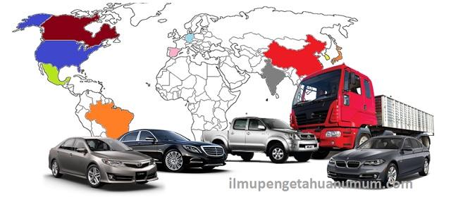 10 Negara dengan Produksi Mobil Terbanyak di Dunia