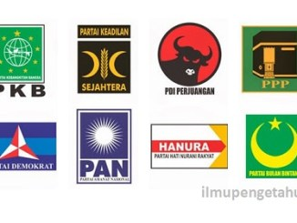 Partai-partai Politik di Indonesia (PEMILU 2014)