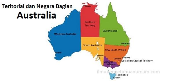 Teritorial dan Negara-negara Bagian Australia
