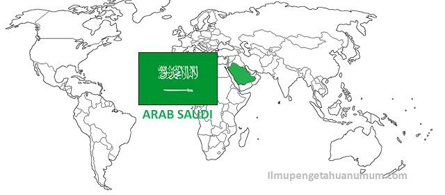Profil Negara Arab Saudi (Saudi Arabia)