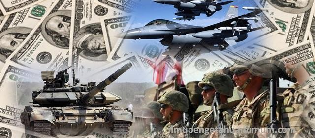 10 Negara dengan Anggaran Militer Terbesar di Dunia