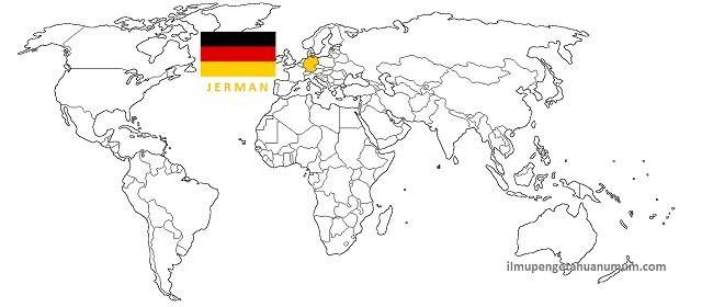 Profil Negara Jerman (Germany) dan Negara Bagian Jerman
