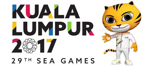 38 Cabang Olahraga yang dipertandingkan di SEA GAMES 2017