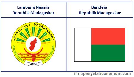 Lambang Negara Republik Madagaskar