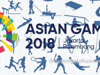 Daftar 40 Cabang Olahraga yang dipertandingkan di ASIAN GAMES 2018