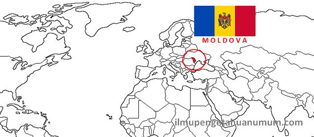 Profil Negara Moldova