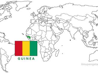 Profil Negara Guinea - Benua Afrika