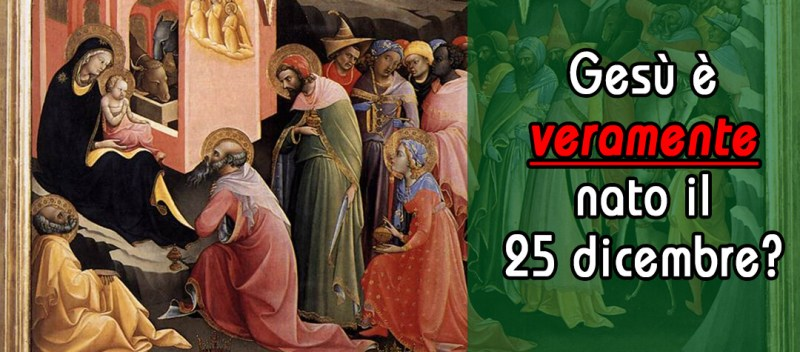Il natale nell'Islam, i mussulmani festeggiano il natale, Gesù è nato il 25 dicembre?