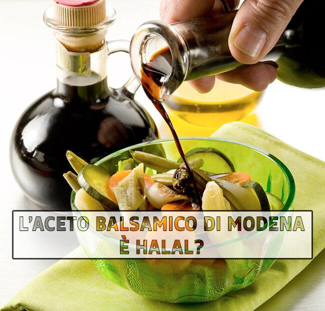 l'aceto balsamico è halal?, l'aceto balsamico è haram?, aceto balsamico haram, aceto balsamico halal