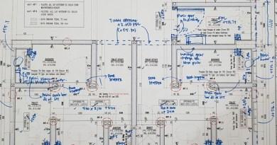 Gambar Kerja Bangunan - ilmuteknik.id