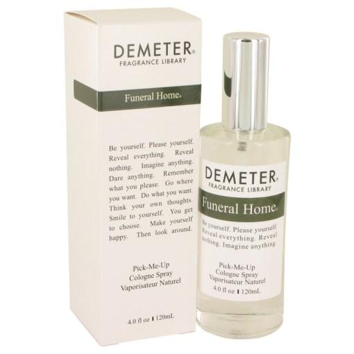 Demeter Funeral Home by Demeter