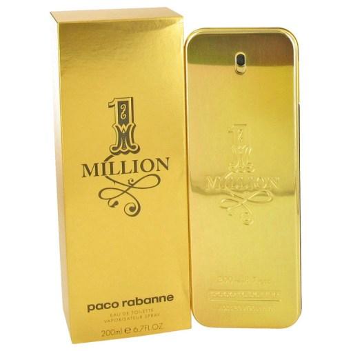1 Million by Paco Rabanne - Eau De Toilette Spray 200 ml f. herra