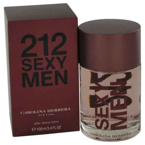 212 Sexy by Carolina Herrera - After Shave 100 ml f. herra
