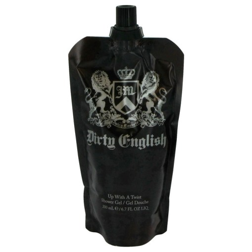 Dirty English by Juicy Couture - Shower Gel 200 ml f. herra