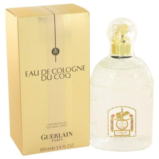 Du Coq by Guerlain - Eau De Cologne Spray 100 ml f. herra