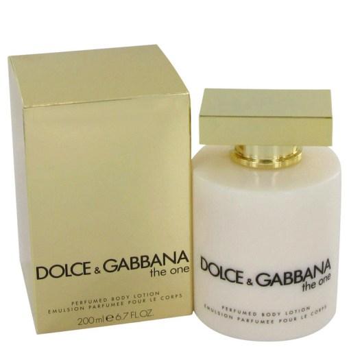 The One by Dolce & Gabbana - Body Lotion 200 ml f. dömur