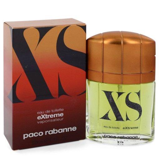 XS Extreme by Paco Rabanne - Eau De Toilette Spray 50 ml f. herra