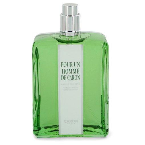 CARON Pour Homme by Caron - Eau De Toilette Spray (Tester) 125 ml f. herra