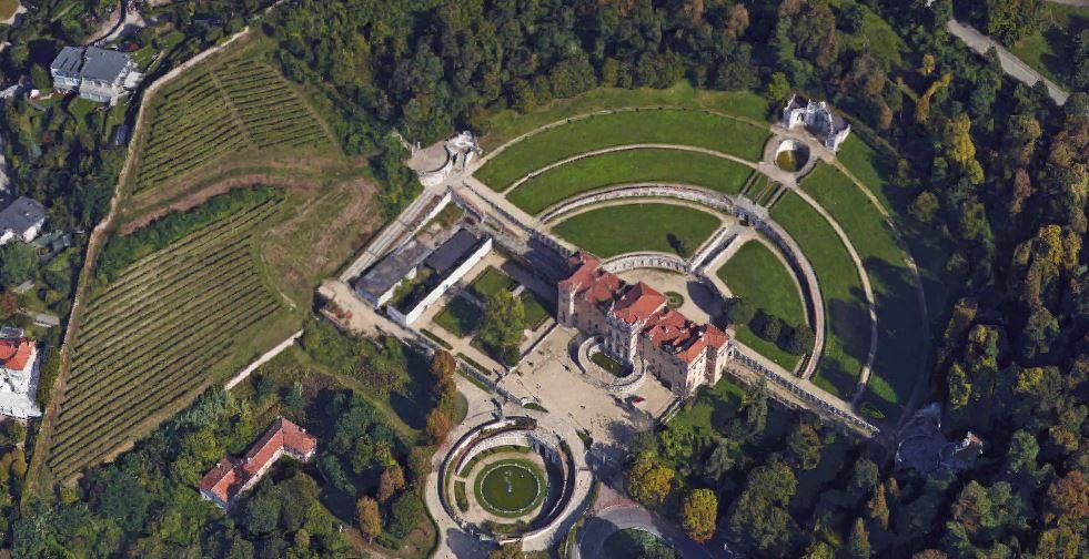 Vigne Metropolitane: Villa della Regina