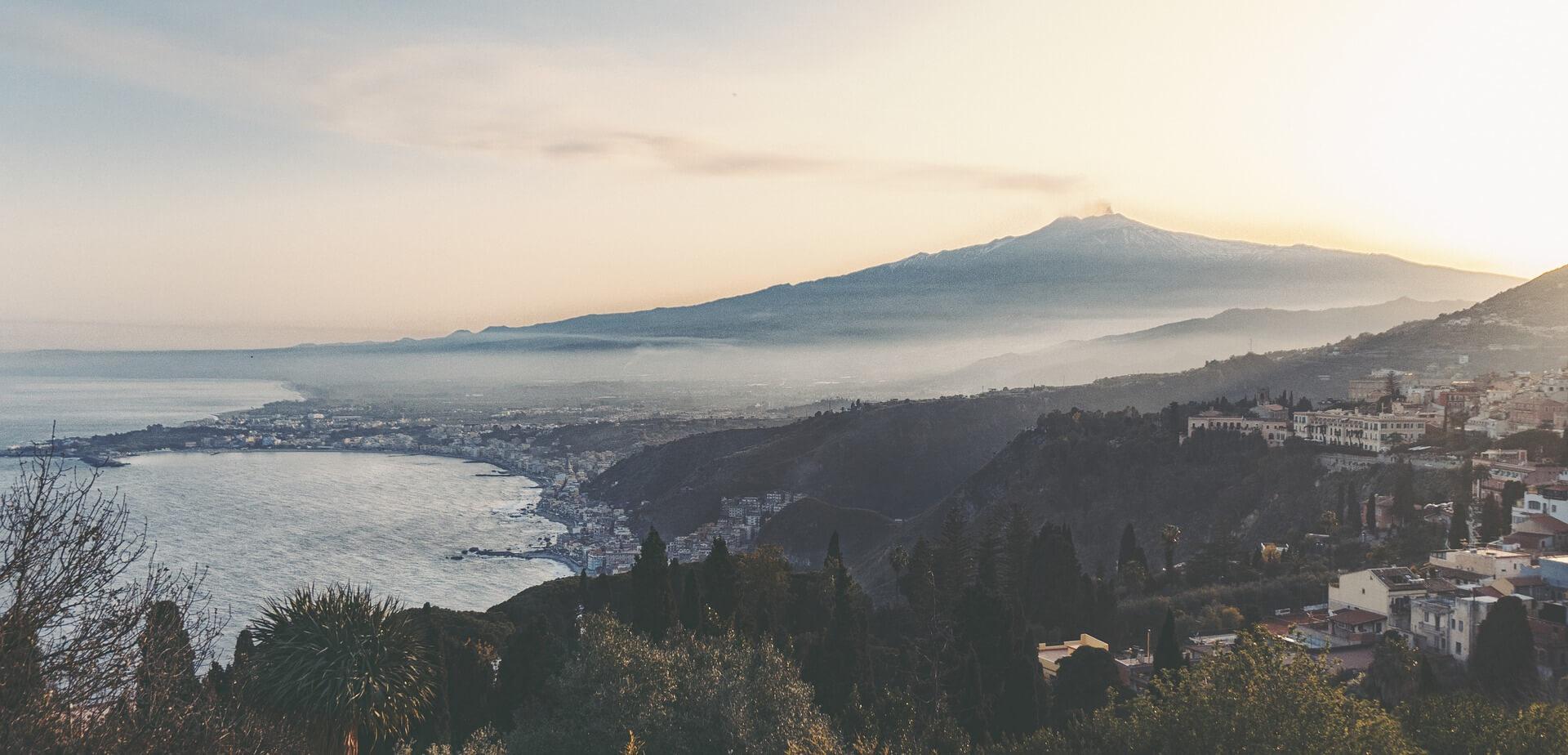 Etna: itinerario enoturistico