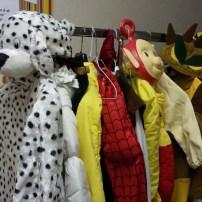 i costumi di carnevale