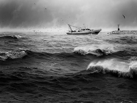 Mare in burrasca Gianluca Ferraiolo