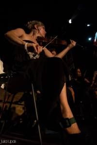 Ilaria Mazzoti al violino