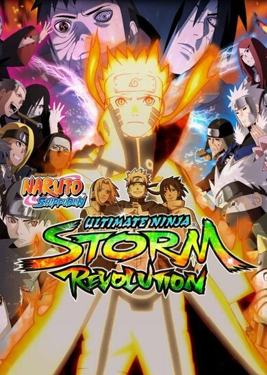 ดาวน์โหลด NARUTO SHIPPUDEN Ultimate Ninja STORM Revolution Free Download