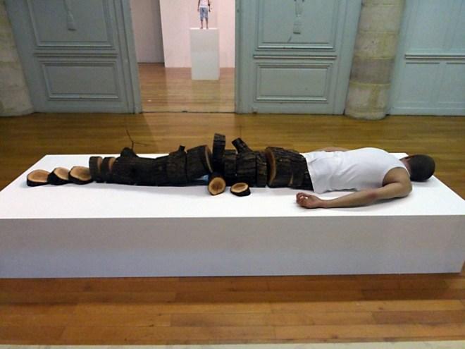 contemporary sculpture Fabien Merelle contemporary sculptures Fabien Merelle contemporary sculptures artists I Lobo you12