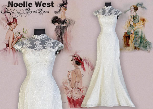 Noelle West Bridals Gown Rentals And Retail Chain