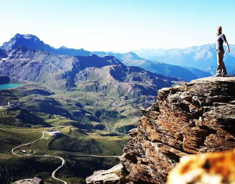 Mont Cervinia tajemnica gór