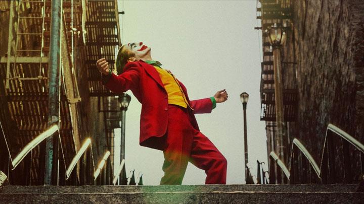 joker taniec