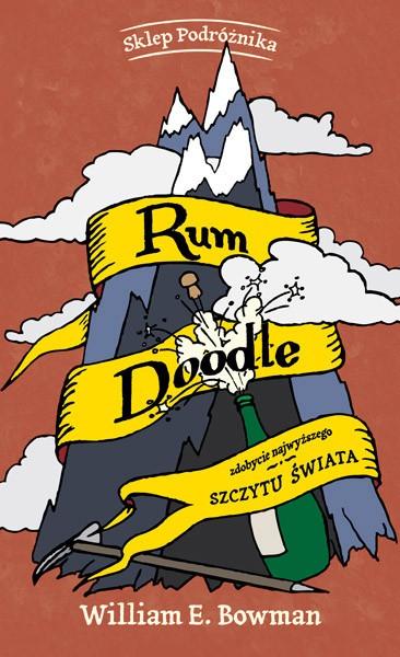 rum doodle okładka