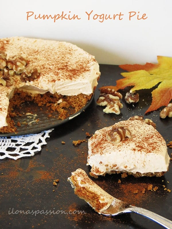 Pumpkin-Yogurt-Pie