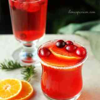 Homemade Unsweetened Cranberry Juice